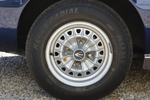 1971 MASERATI INDY 4.7 For Sale (picture 52 of 132)