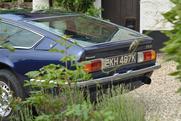 1971 MASERATI INDY 4.7 For Sale (picture 24 of 132)