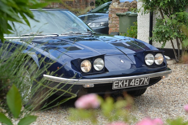 1971 MASERATI INDY 4.7 For Sale (picture 6 of 132)