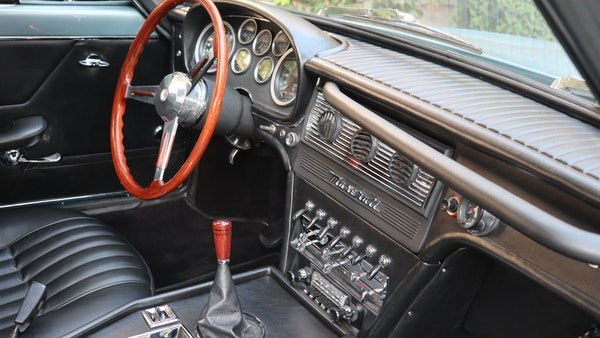 RESERVE LOWERED - 1966 Maserati Sebring Series II For Sale (picture 17 of 118)