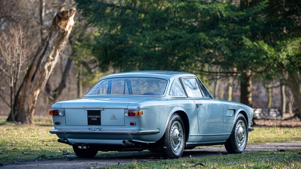 RESERVE LOWERED - 1966 Maserati Sebring Series II For Sale (picture 3 of 118)