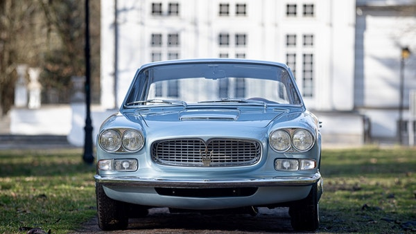 RESERVE LOWERED - 1966 Maserati Sebring Series II For Sale (picture 6 of 118)