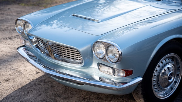 RESERVE LOWERED - 1966 Maserati Sebring Series II For Sale (picture 10 of 118)
