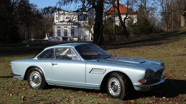 RESERVE LOWERED - 1966 Maserati Sebring Series II For Sale (picture 5 of 118)
