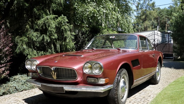 RESERVE LOWERED - 1966 Maserati Sebring Series II For Sale (picture 36 of 118)