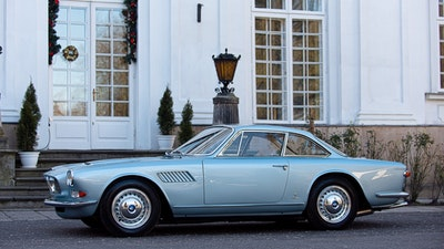 RESERVE LOWERED - 1966 Maserati Sebring Series II
