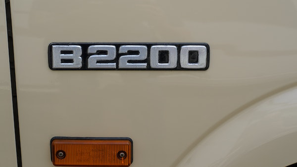 1986 Mazda B2200 Pickup For Sale (picture 46 of 83)