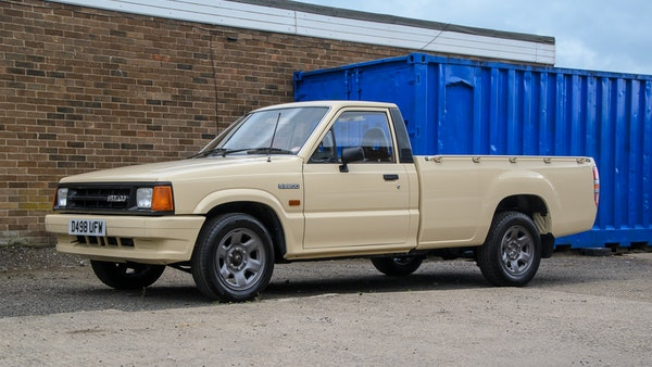 1986 Mazda B2200 Pickup For Sale (picture 12 of 83)