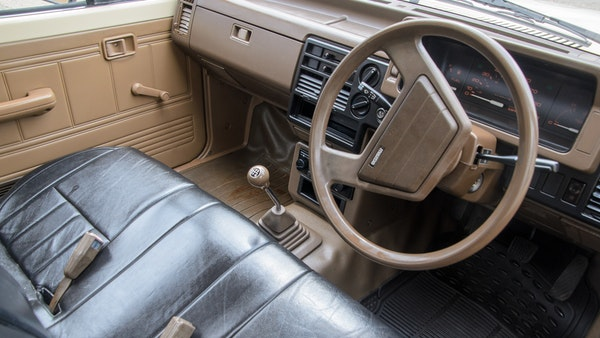 1986 Mazda B2200 Pickup For Sale (picture 36 of 83)