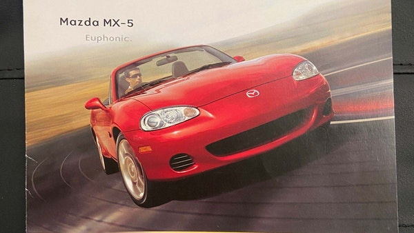 2004 Mazda MX5 Euphonic For Sale (picture 167 of 173)