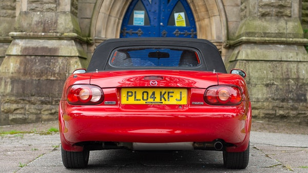 2004 Mazda MX5 Euphonic For Sale (picture 19 of 173)