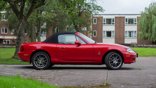 2004 Mazda MX5 Euphonic For Sale (picture 17 of 173)