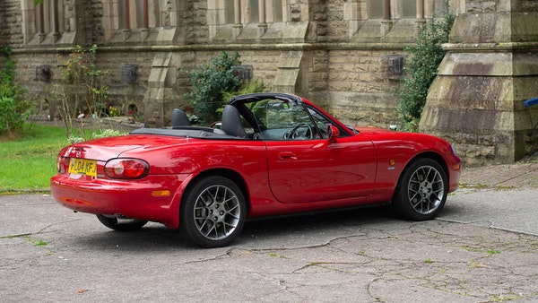 2004 Mazda MX5 Euphonic For Sale (picture 6 of 173)