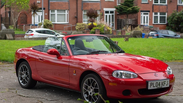 2004 Mazda MX5 Euphonic For Sale (picture 1 of 173)