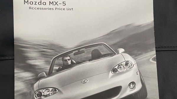 2004 Mazda MX5 Euphonic For Sale (picture 168 of 173)