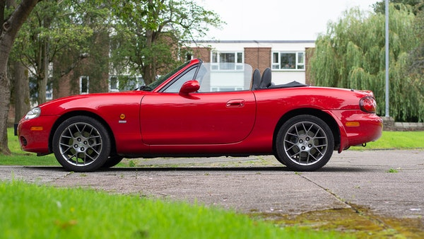 2004 Mazda MX5 Euphonic For Sale (picture 5 of 173)