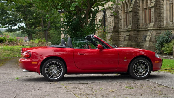 2004 Mazda MX5 Euphonic For Sale (picture 16 of 173)