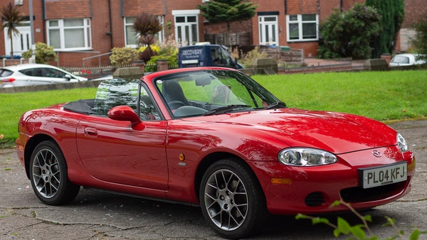 2004 Mazda MX5 Euphonic For Sale (picture 3 of 173)