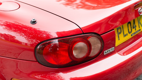 2004 Mazda MX5 Euphonic For Sale (picture 63 of 173)