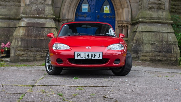 2004 Mazda MX5 Euphonic For Sale (picture 15 of 173)