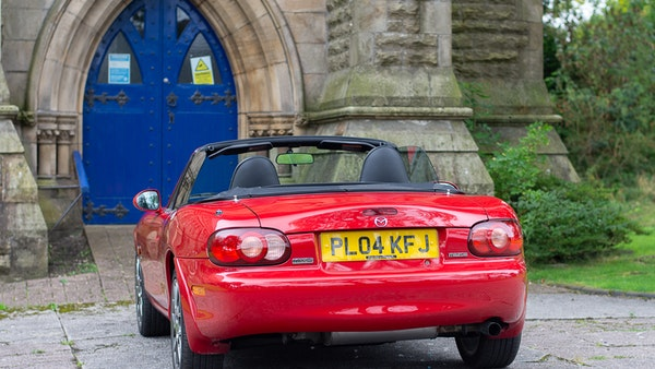 2004 Mazda MX5 Euphonic For Sale (picture 22 of 173)