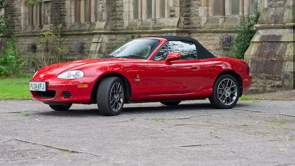2004 Mazda MX5 Euphonic For Sale (picture 10 of 173)