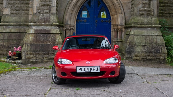 2004 Mazda MX5 Euphonic For Sale (picture 14 of 173)