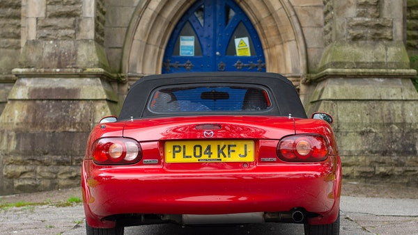 2004 Mazda MX5 Euphonic For Sale (picture 72 of 173)