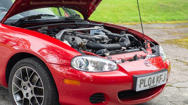 2004 Mazda MX5 Euphonic For Sale (picture 127 of 173)