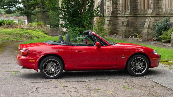 2004 Mazda MX5 Euphonic For Sale (picture 7 of 173)