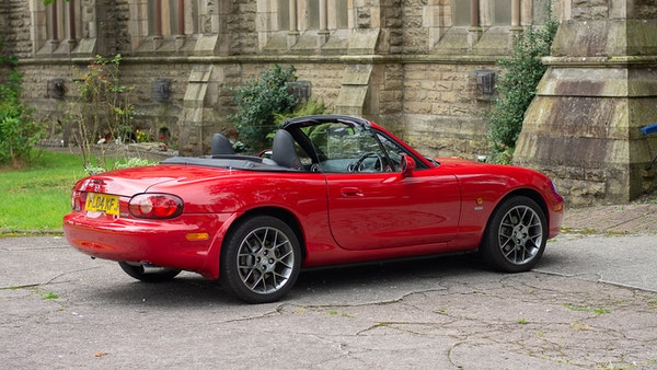 2004 Mazda MX5 Euphonic For Sale (picture 79 of 173)