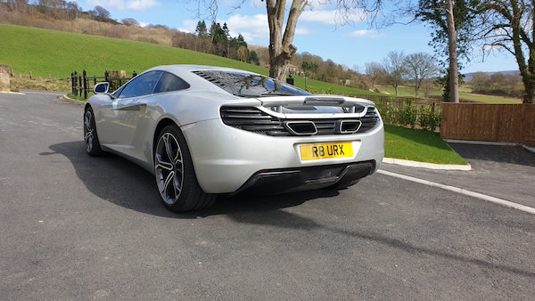 2012 McLaren MP4-12C For Sale (picture 11 of 103)