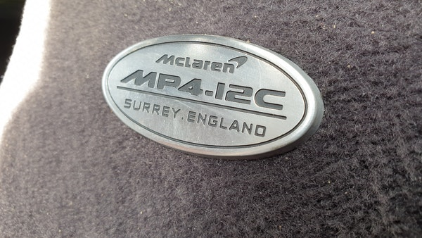 2012 McLaren MP4-12C For Sale (picture 58 of 103)
