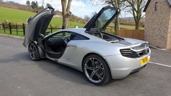 2012 McLaren MP4-12C For Sale (picture 19 of 103)
