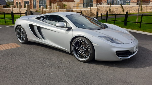 2012 McLaren MP4-12C For Sale (picture 3 of 103)