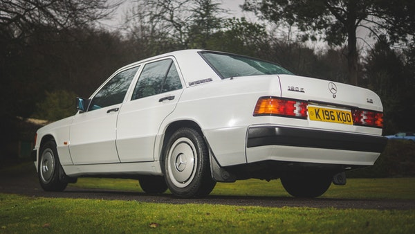 NO RESERVE! 1992 Mercedes-Benz 190E For Sale (picture 9 of 158)