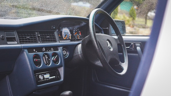 NO RESERVE! 1992 Mercedes-Benz 190E For Sale (picture 38 of 158)