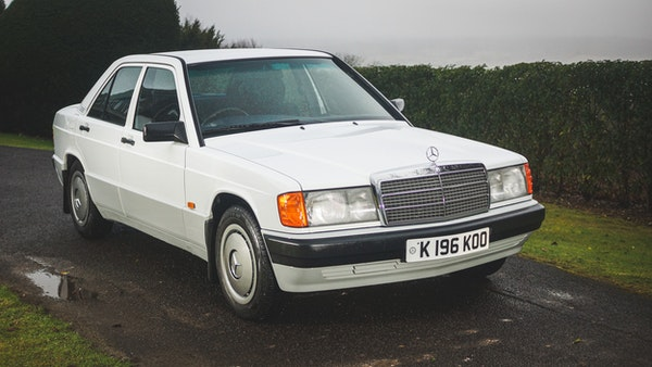 NO RESERVE! 1992 Mercedes-Benz 190E For Sale (picture 14 of 158)