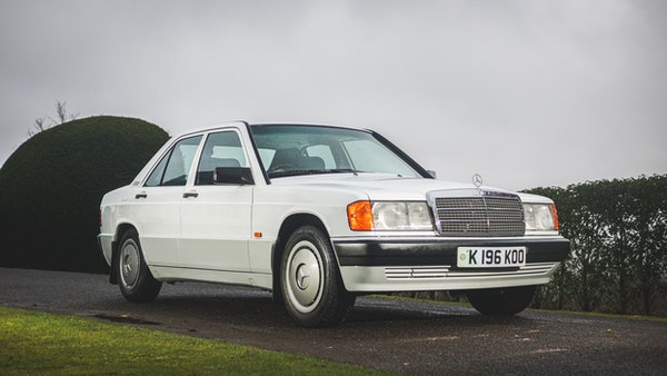 NO RESERVE! 1992 Mercedes-Benz 190E For Sale (picture 22 of 158)