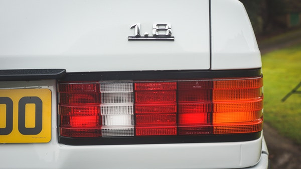 NO RESERVE! 1992 Mercedes-Benz 190E For Sale (picture 57 of 158)