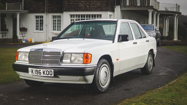NO RESERVE! 1992 Mercedes-Benz 190E For Sale (picture 32 of 158)