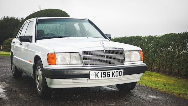 NO RESERVE! 1992 Mercedes-Benz 190E For Sale (picture 19 of 158)