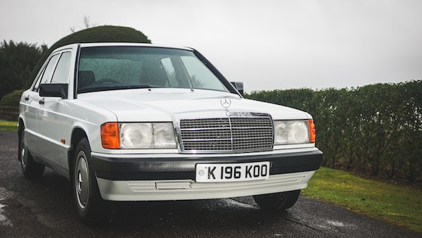 NO RESERVE! 1992 Mercedes-Benz 190E For Sale (picture 18 of 158)