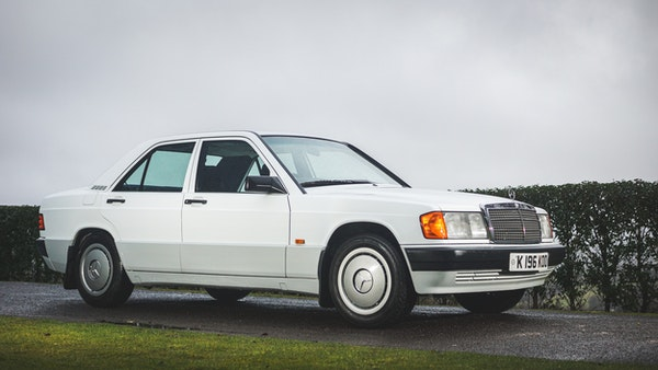 NO RESERVE! 1992 Mercedes-Benz 190E For Sale (picture 24 of 158)