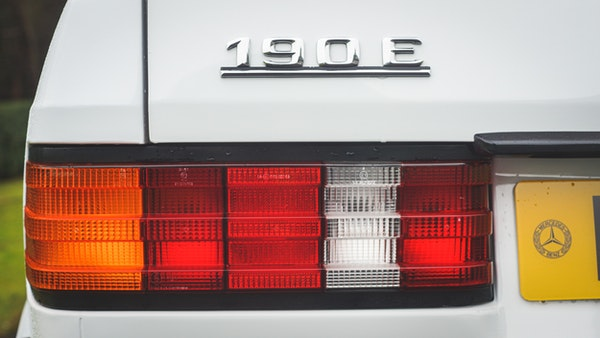 NO RESERVE! 1992 Mercedes-Benz 190E For Sale (picture 58 of 158)