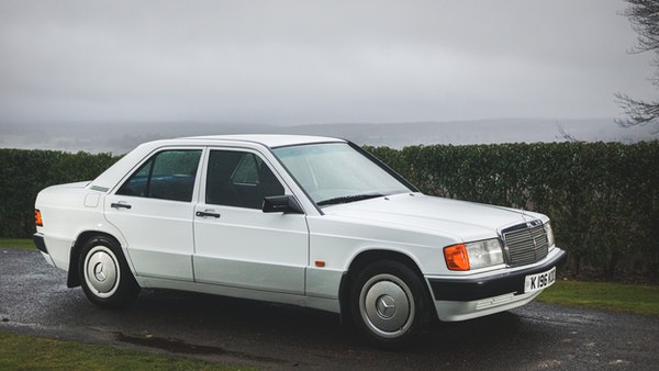 NO RESERVE! 1992 Mercedes-Benz 190E For Sale (picture 6 of 158)