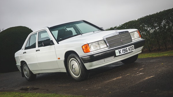 NO RESERVE! 1992 Mercedes-Benz 190E For Sale (picture 20 of 158)