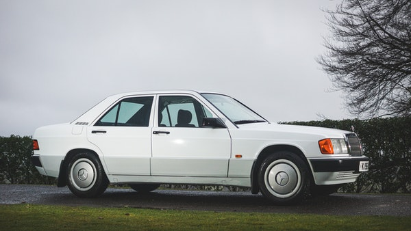 NO RESERVE! 1992 Mercedes-Benz 190E For Sale (picture 10 of 158)