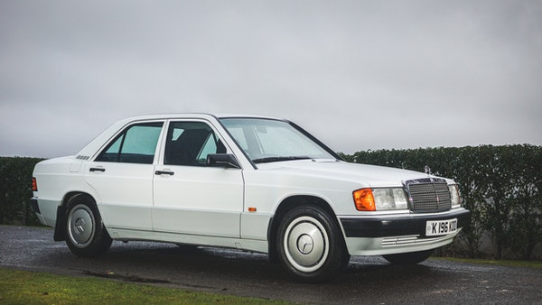 NO RESERVE! 1992 Mercedes-Benz 190E For Sale (picture 13 of 158)