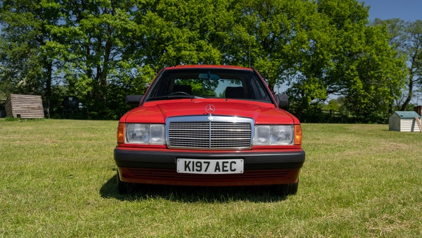 RESERVE LOWERED - 1992 Mercedes-Benz 190E (W201) For Sale (picture 17 of 141)